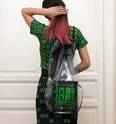 Image of PLASTIC backpack