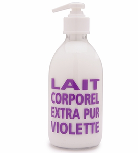 Image of COMPAGNIE DE PROVENCE BODY LOTION: VIOLETTE