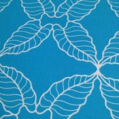 Image of Caladium Wallpaper (Aquatic Blue)