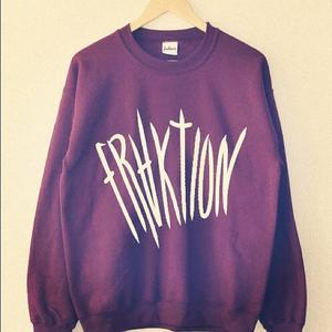 Image of Fraktion Halloween Special Sweatshirt