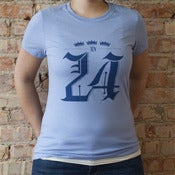 Image of Ladies Triple Crown Tee