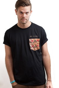 Image of Hands Like Houses  - Aztec Pocket Tee (limited edition)