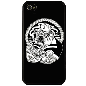 "Image of ""Sailor"" Phone Cover"