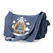 Image of Buddha Bot Messenger Bag
