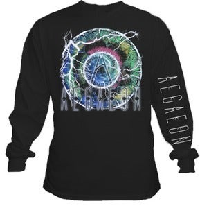 Image of Aegaeon Spiral Long Sleeve Tee