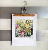 "Image of nook flower print 11""x14"""
