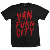 Image of WTEV x VANCITY ORIGINAL: VAN FUKN CITY