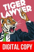 Image of Tiger Lawyer #1 - Digital Copy