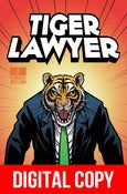 Image of Tiger Lawyer #2 - Digital Copy