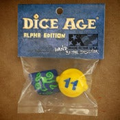 Image of Blue Tide dice pack - non random