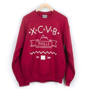 Image of XCVB - Mountain Sweatshirt