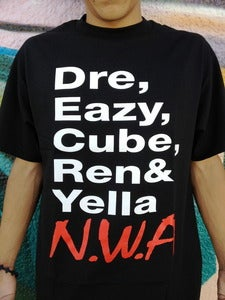 Image of N.W.A SHOUTOUT
