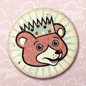 Image of Party Bear Drink Coaster