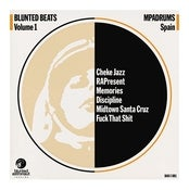 Image of Blunted Beats Vol.1 Featuring MPadrums // 7""