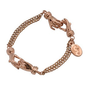 Image of The Passing Bracelet Rose Gold