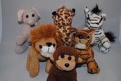 Image of Plush African Animals