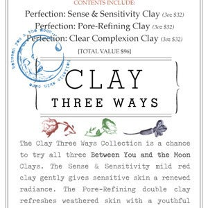 Image of Clay Three Ways Collection