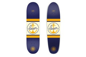 Image of Laser X Feel Sail home deck & cruiser