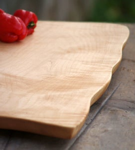 Image of  Woodland Rustic Serving Charcuterie Board