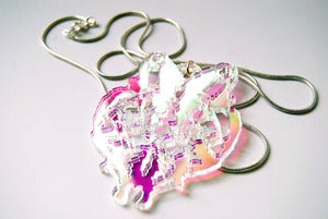 Image of Necklace : Holographic