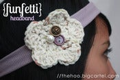 Image of {funfetti} headband