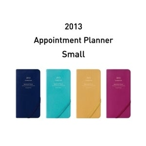 Image of 2013 Appointment Planner S