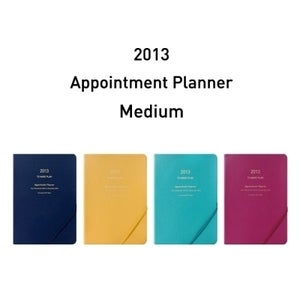 Image of 2013 Appointment Planner M