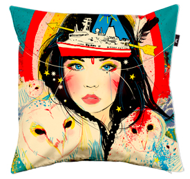 Image of Cushion Cover - Sierra