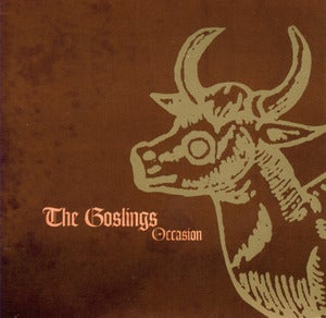 Image of The Goslings - Occasion CD