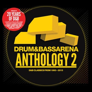 Image of Drum&BassArena Anthology 2