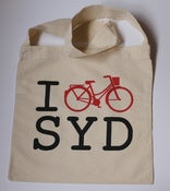 Image of Urban Bike Design Shoulder Bag