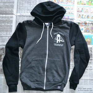 Image of Build Bridges (zip hoodie)