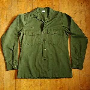 Military Fatigue Shirt