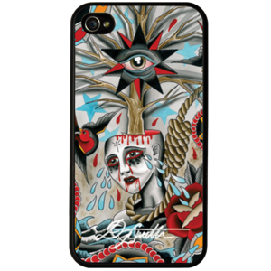 Image of 'Crying' Phone Cover