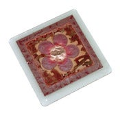Image of Designer Flower Coasters