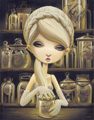 "Image of ""The Collector"", Limited Edition Giclee Print"