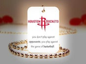 Image of Houston Rockets NBA Necklace