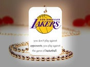 Image of Los Angeles Lakers NBA Necklace