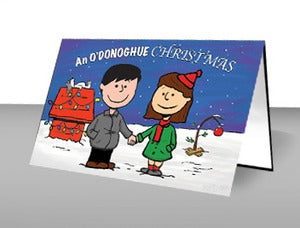 Image of Custom Holiday Card plus Printing!