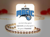 Image of Orlando Magic NBA Necklace
