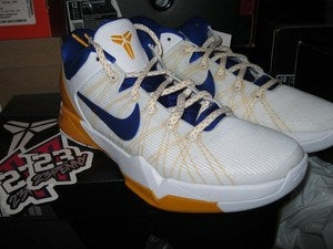 "Image of Zoom Kobe VII (7) System ""Lakers Home"""