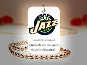 Image of Utah Jazz NBA Necklace