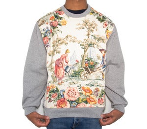 Image of MBDCR|D&C Divide & Conquer Native Son Working Floral Crew