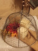 "Image of ""Chicken Wire"" Cloche"