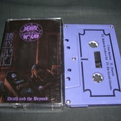 "Image of DENIAL OF GOD ""Death and the Beyond"" Cassette"