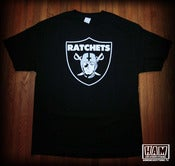 Image of Ratchets Shield T (Black)