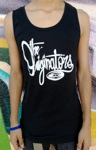 Image of VINYL FONT TANK-TOP 