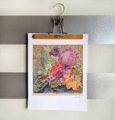 "Image of flowers for janie print 11""x14"""