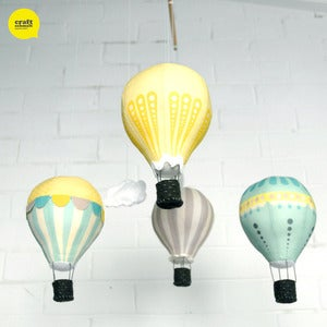 Image of Air Balloon Mobile Kit - Sunshine