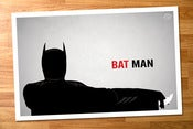 Image of Batman Mad Men - Poster Print